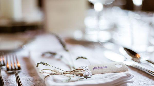 Details in der Hochzeitsfotografie