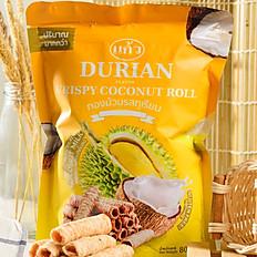Durian flavor