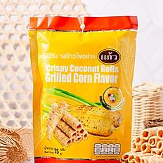 Grilled corn flavor