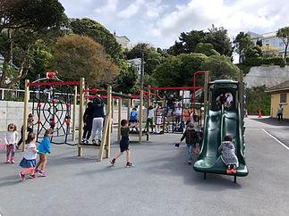Kelburn Normal School Playground