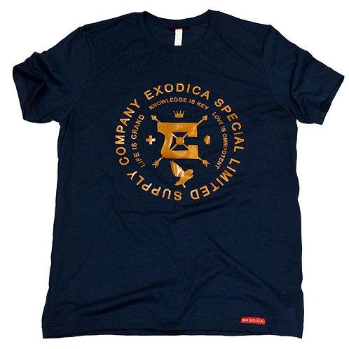 Exodica Round up Short Sleeve Tee