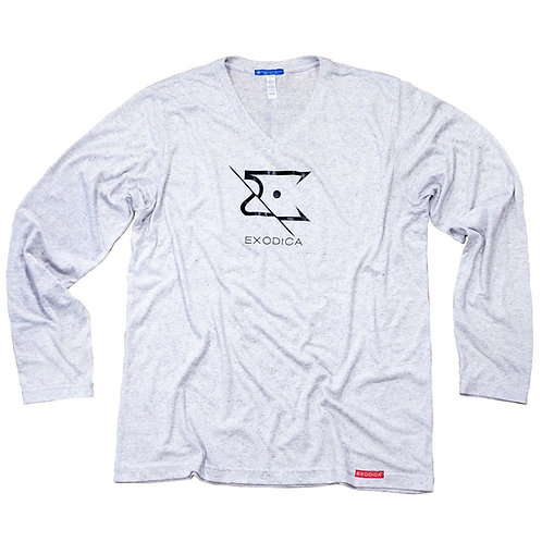 Minimal Logo t-shirt, long sleeve