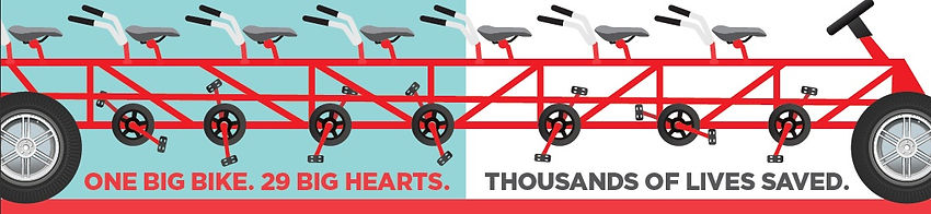 Heart & Stroke Big Bike