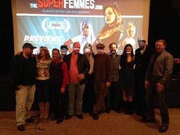 The Super Femmes: Motorco Screening 2014
