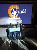 2nd place @ ZOMBIEPALOOZA