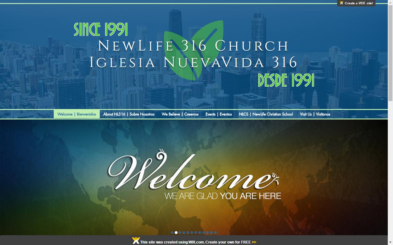 NEWLIFE 316 CHURCH