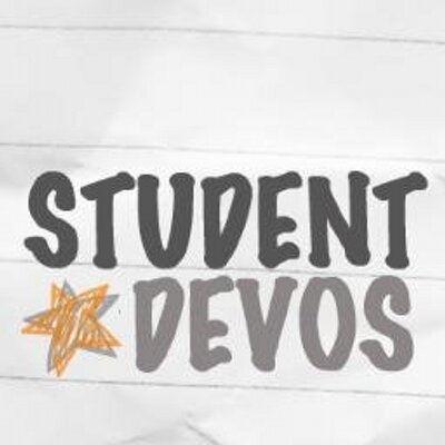 Student Devotionals