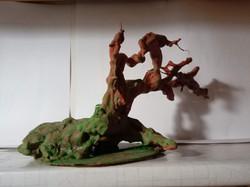 Mini árvore do deserto