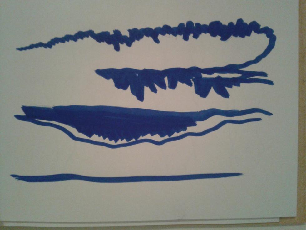 3 Linhas para um Mar