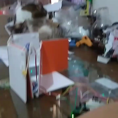 TESTES PARA CONSTRUÇÃO DE UM ORIGAMI ROBÓTICO