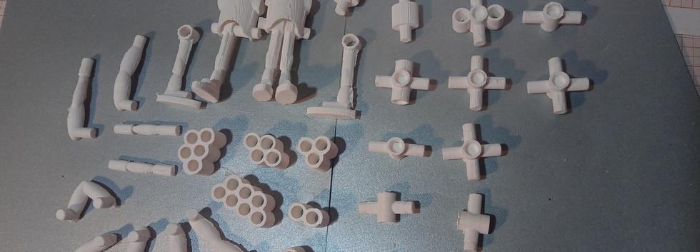 Módulos ModoriTuk, sistema de módulos construtivos interconectáveis