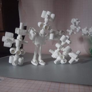 ModoriTuk - Sistema Modular de Criação de Formas - Open source Constructive Set