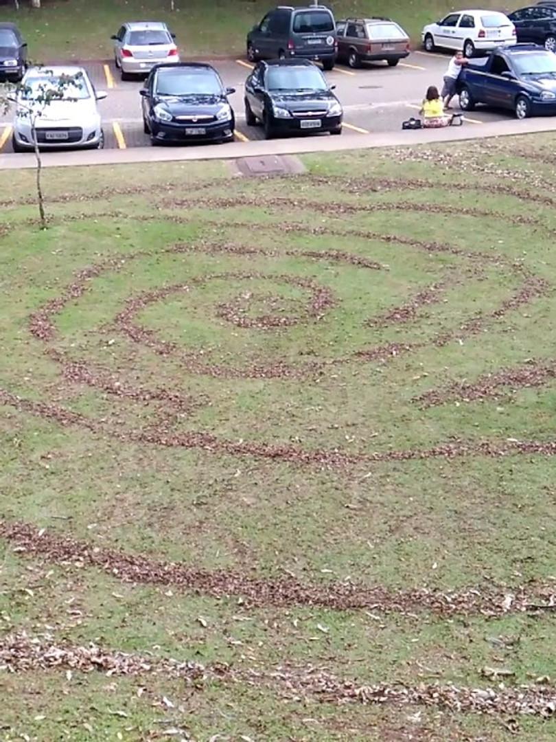 Land Art no Sesc Itaquera