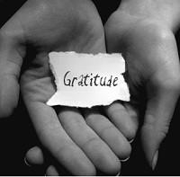 Êtes-vous reconnaissants?