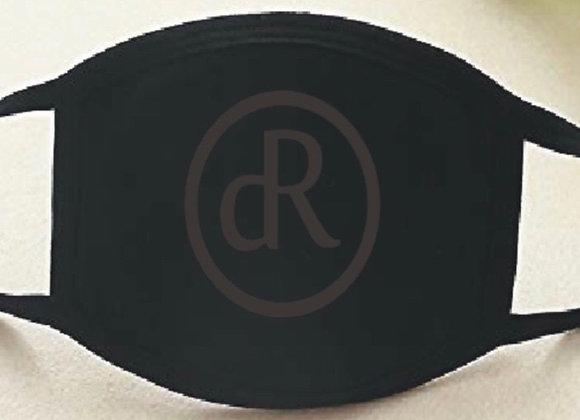 Black on Black dR Mask