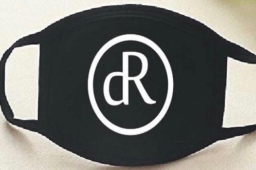 White on Black dR Mask