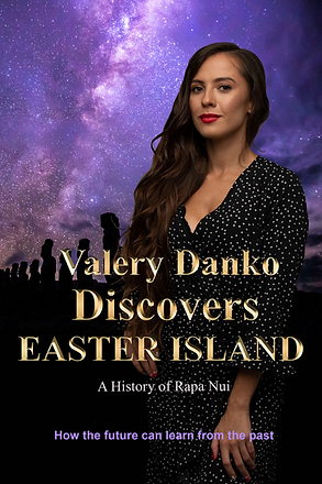 Easter Island Official Poster size stand