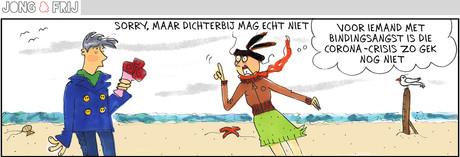 Jong&Frij in crisis