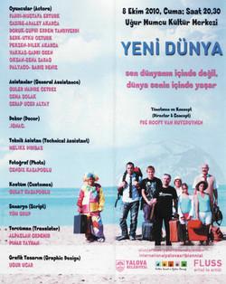 Yeni Dunya, Turkey