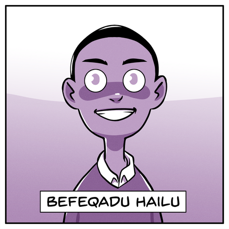 Befeqadu Hailu