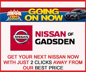 Nissan of Gadsden mega tent event copy.p