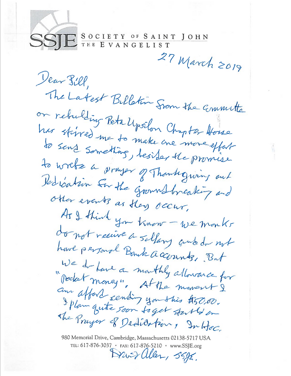 David Allen MONK letter March 2019 grab.
