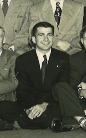 1952 David Allen cropped from group shot