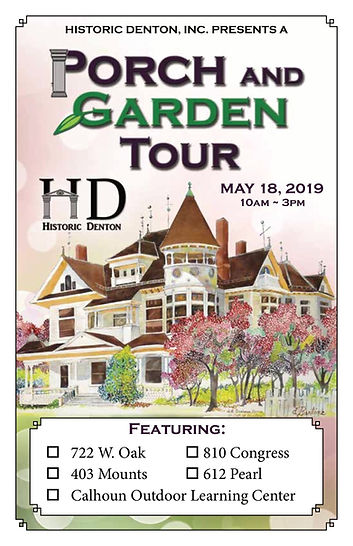Porch & Garden Tour 2019 - Online Brochu