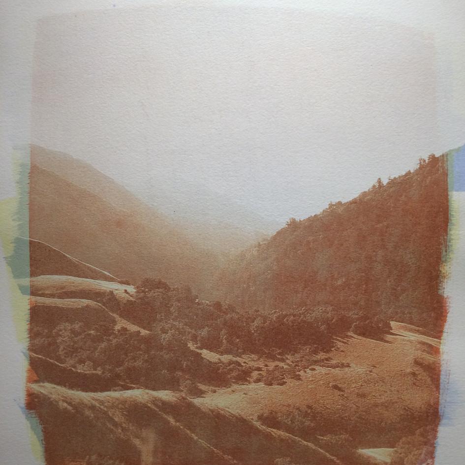 Fergusson-Nacimiento Road - with edges