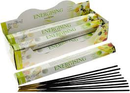 6 Packs STAMFORD ENERGISING INCENSE STICKS
