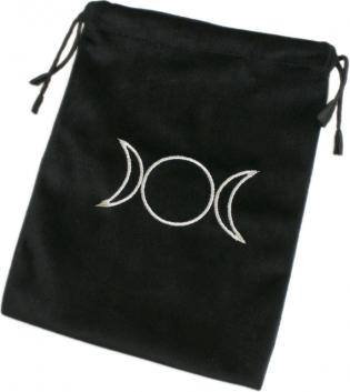 TRIPLE MOON TAROT CARD BAG