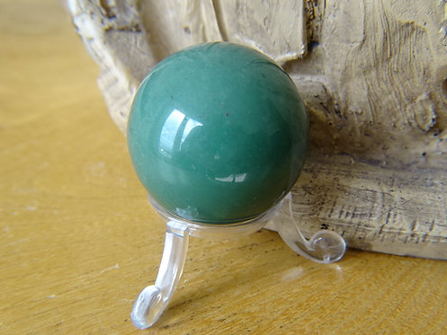 GREEN AVENTURINE MASSAGE BALL
