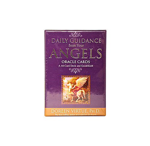 DAILY GUIDANCE ANGEL ORACLE CARDS