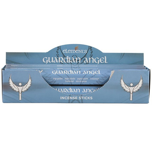 6 Packs ELEMENTS GUARDIAN ANGEL INCENSE STICKS INCENSE STICKS