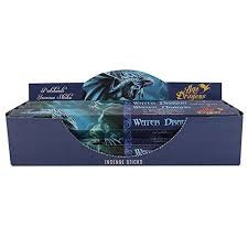 6 Packs ELEMENTS WATER DRAGON INCENSE STICKS