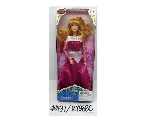 10-405-6 Кукла принцесса 28см в кор.RY688C
