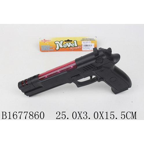 14-170-45 Пистолет на бат. свет+звук в пак. в кор.2*96шт