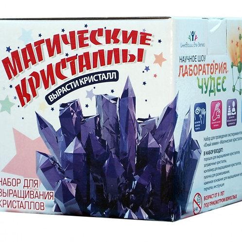 25-630-1 Набор Магические Кристаллы Малый. в ассорт.