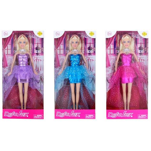 11-274-79 Кукла Defa в ассорт. в/к 15*5*32 см