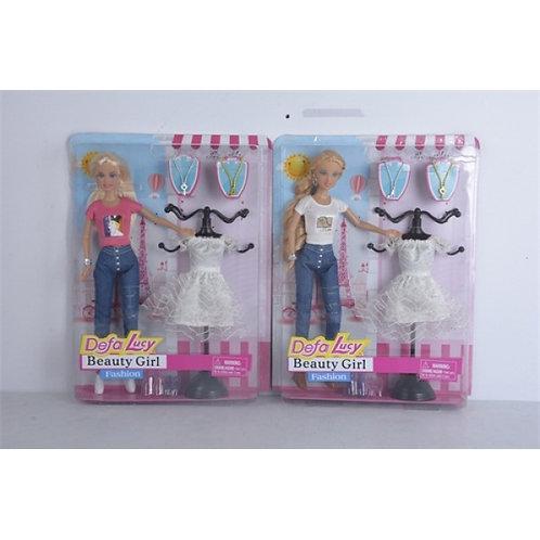 14-654-51 Кукла с аксесс.. в ассорт. на карт. в кор.24шт