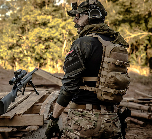Mochila Chest Rigs MSTactical