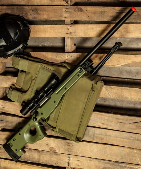 MK98 Bravo L96 -  AWP