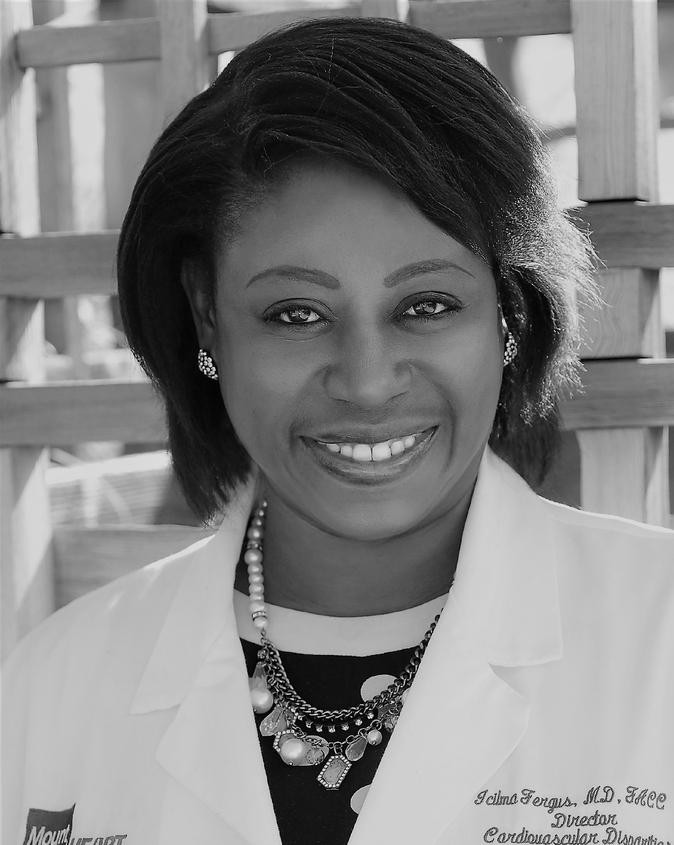 Dr. Icilma Fergus-Rowe