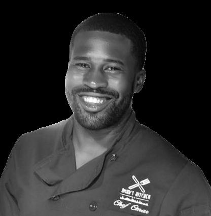 Chef Omar Walters