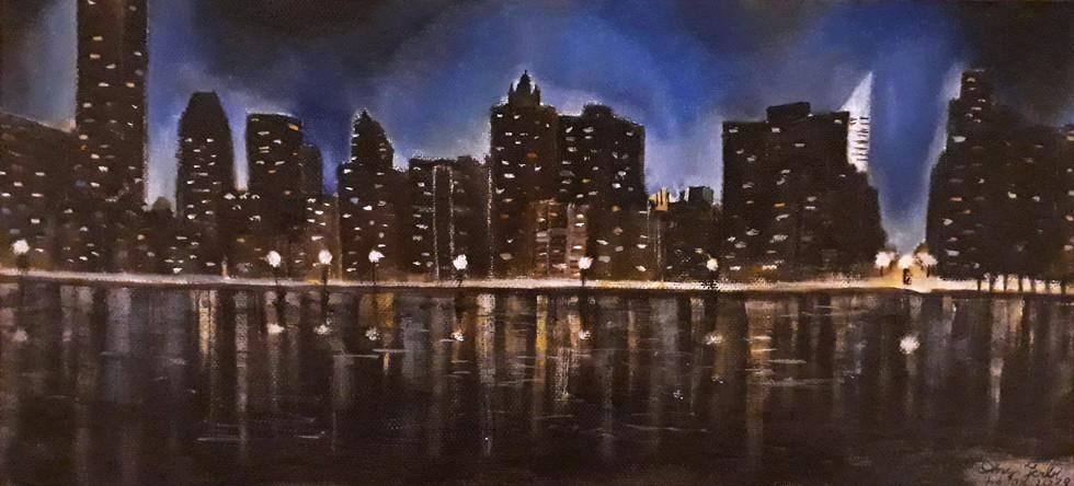 New York in Noir