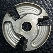 Trim-Tec Chipper Wheel