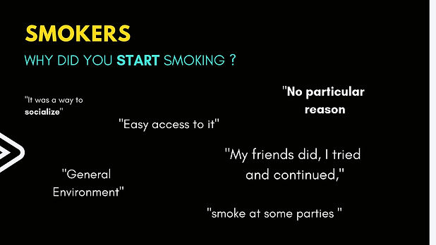 IE Smoking Culture: Trend or not? Yay or Nay? | The Stork
