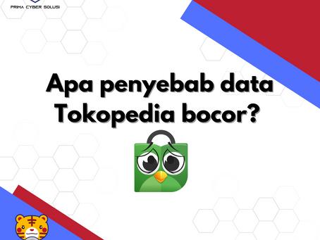 Apa Penyebab Data Tokopedia Bocor?