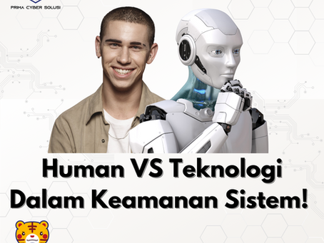Manusia vs Teknologi, Dalam Keamanan Sistem