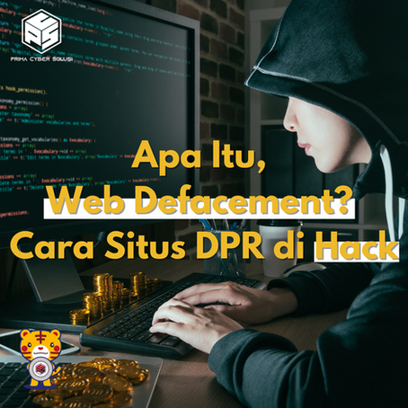 Apa Itu Web Defacement?